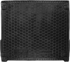 Коврик в багажник для BMW X5 E70 '07-13, резиновый (AVTO-Gumm)