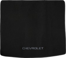 Коврик в багажник для Chevrolet Cruze '11- хетчбэк, текстильный черный