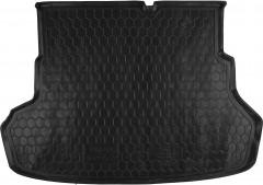 Коврик в багажник для Kia Rio '11-15 седан, резиновый (AVTO-Gumm)