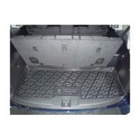 Коврик в багажник для Honda Pilot '08- (короткий), резиновый (Lada Locker)