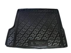 L.Locker Коврик в багажник для BMW X3 E83 '03-09, резино/пластиковый (Lada Locker)