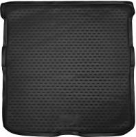 Коврик в багажник для Volvo XC70 '07-16, полиуретановый (Novline / Element) черный
