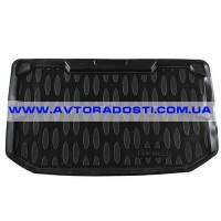 Коврик в багажник для Nissan Note '06-13, полиуретановый (Aileron)