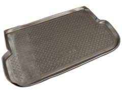 Коврик в багажник для Chery Jaggi (QQ6) '06-, резино/пластиковый (Norplast)