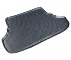 Коврик в багажник для Mitsubishi Lancer X '07- седан, полиуретановый (Norplast)