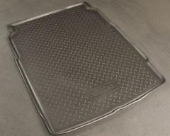 Коврик в багажник для BMW 5 F10 '10-16, седан, полиуретановый (NorPlast)