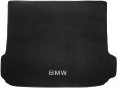 Коврик в багажник для BMW X3 F25 '10-17, текстильный черный