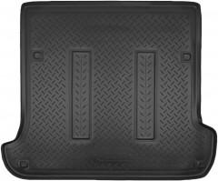 Коврик в багажник для Toyota LC Prado 120 '03-09, полиуретановый (NorPlast)