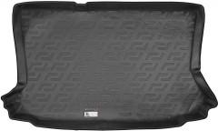 Коврик в багажник для Ford Ecosport '15-, резиновый (Lada Locker)