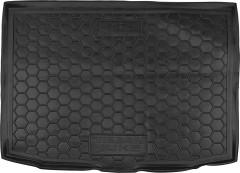 Коврик в багажник для Nissan Juke '15-, нижний, резиновый (AVTO-Gumm)