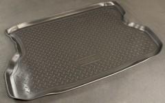 Коврик в багажник для Ford Escape '08-12, полиуретановый (NorPlast) черный