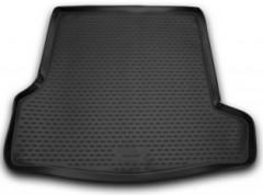 Коврик в багажник для Volkswagen Passat B5 '97-05 седан, полиуретановый (Novline / Element) черный