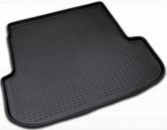 Коврик в багажник для Subaru Outback '04-08, полиуретановый (Novline / Element) черный