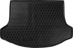 Коврик в багажник для Kia Sportage '10-15, резиновый (AVTO-Gumm)