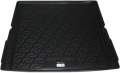L.Locker Коврик в багажник для BMW X5 E70 '07-13, резино/пластиковый (Lada Locker)