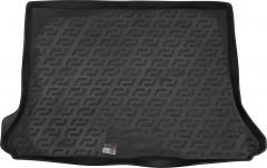 Коврик в багажник для Ford Connect '02-06 резино/пластиковый (Lada Locker)