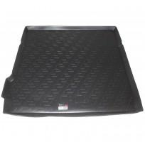 Коврик в багажник для Nissan Pathfinder '10-14, резиновый (Lada Locker)
