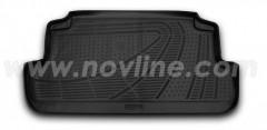 Коврик в багажник для Lada (Ваз) Niva 4x4 '09-, полиуретановый (Novline)