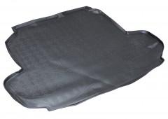 Коврик в багажник для Peugeot 408 '12-, полиуретановый (NorPlast) черный