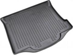 Коврик в багажник для Mazda 3 '04-09 седан, полиуретановый (Novline / Element) черный