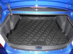 Коврик в багажник для Lifan 520 '06- седан, резино/пластиковый (Lada Locker)