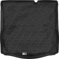 Коврик в багажник для Peugeot 301 '12- седан, резино/пластиковый (Lada Locker)