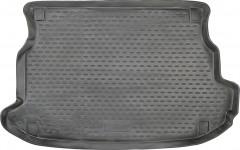 Коврик в багажник для Ssangyong Korando '11-, полиуретановый (Novline / Element) черный EXP.NLC.61.10.B13