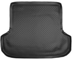 Коврик в багажник для Mitsubishi Pajero Sport '98-08, резино/пластиковый (Norplast)