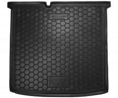 Коврик в багажник для Skoda Fabia III '15-, универсал, резиновый (AVTO-Gumm)