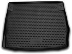 Коврик в багажник для BMW 1 F20 '12-, полиуретановый (Novline / Element) черный