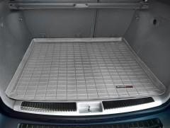 Коврик в багажник для Mercedes ML-Class W164 '05-11, резиновый (WeatherTech) серый