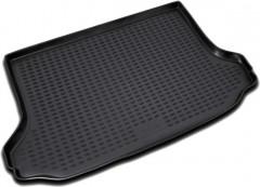 Коврик в багажник для Toyota RAV4 '06-10, полиуретановый (Novline) черный