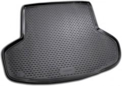 Коврик в багажник для Toyota Avensis '08- универсал, полиуретановый (Novline / Element) черный