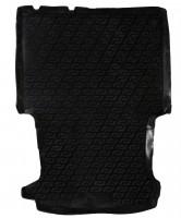 Коврик в багажник для Renault Logan VAN '08-12, резино/пластиковый (Lada Locker)