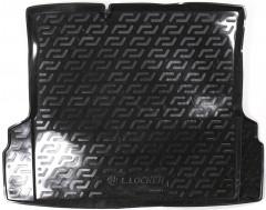 Коврик в багажник для Chevrolet Cobalt Sd '12-, резино/пластиковый (Lada Locker)