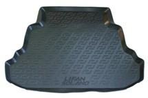 Коврик в багажник для Lifan 620 '10-, резино/пластиковый (Lada Locker)