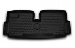 Коврик в багажник для Land Rover Discovery 4 '09-16, (короткий), полиуретановый (Novline / Element) черный