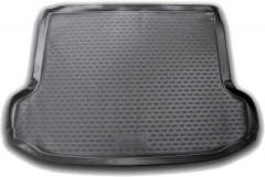 Коврик в багажник для Toyota RAV4 '06-12 (длинная база), полиуретановый (Novline / Element) черный