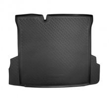 Коврик в багажник для Chevrolet Cobalt Sd '12-, полиуретановый (Norplast)