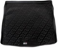 Коврик в багажник для Mercedes ML-Class W164 '05-11, резино/пластиковый (Lada Locker)