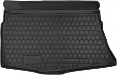 Коврик в багажник для Kia Ceed '12- хетчбэк без органайзера, резиновый (AVTO-Gumm)