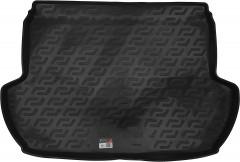 Коврик в багажник для Subaru Forester '13-18, резино/пластиковый (Lada Locker)