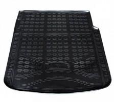 Коврик в багажник для Audi A7 '10-, полиуретановый черный (Nor-Plast)