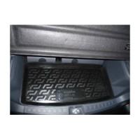 Коврик в багажник для Mitsubishi Colt '03-10, резино/пластиковый (Lada Locker)