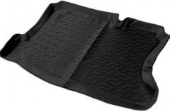 Коврик в багажник для Ford Fusion '02-12, резиновый (Lada Locker)