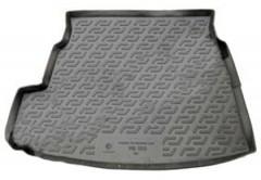 Коврик в багажник для MG 550 '08-, резиновый (Lada Locker)