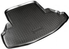 Коврик в багажник для Honda Accord 7 '03-08 седан, полиуретановый (NorPlast) черный