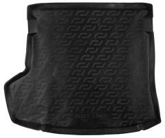 Коврик в багажник для Toyota Corolla '07-12, резино/пластиковый (Lada Locker)