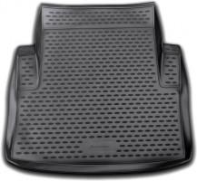 Novline Коврик в багажник для BMW 3 E90 '05-11 седан, полиуретановый (Novline) черный