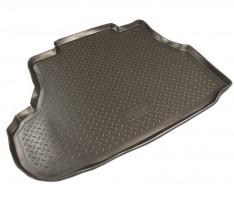 Коврик в багажник для Chevrolet Epica '07-12, резино/пластиковый (Norplast)